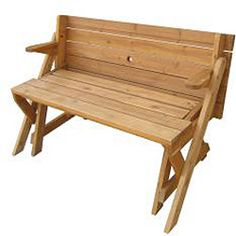 @Overstock - This unique design interchanges easily to be useful as a picnic table or a garden bench. This furniture piece includes an umbrella hole to fit a standard umbrella for added shade.http://www.overstock.com/Home-Garden/Interchangeable-Picnic-Table-Garden-Bench/6232546/product.html?CID=214117 $115.35