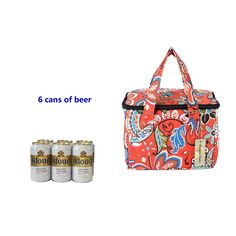 7099e7e494ef wonderful Lunch bags for picnic office Lunch Box Cooler Bag lunch bag  (012Red)