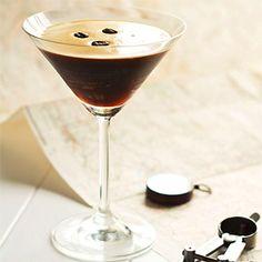 Sicilian Espresso Martini