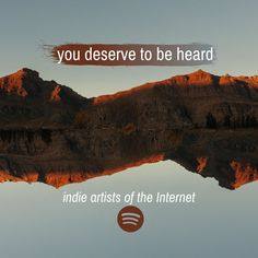 you deserve to be heard - playlist by Donovan | Spotify Listening To You, You Deserve, Songs, Music, Musica, Musik, Muziek, Song Books, Music Activities