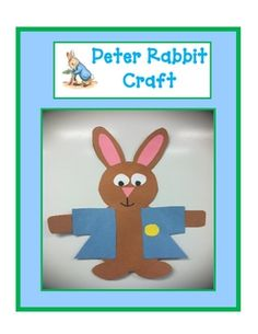 Peter Rabbit craft activity
