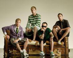 Backstreet Boys 100% style!