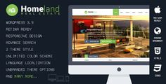 This Deals Homeland - Responsive Real Estate WordPress Themeso please read the important details before your purchasing anyway here is the best buy