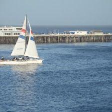 Wharf. Santa Cruz, CA