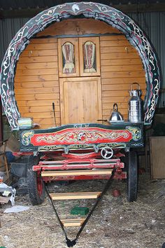 It's a gypsy life for me ♥ Gypsy Wagon
