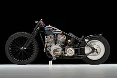 Garage Company Customs - Negro Pantalones - Pipeburn - Purveyors of Classic Motorcycles, Cafe Racers & Custom motorbikes