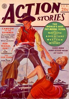 Action Stories 1941-02