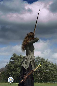 M'lady archer
