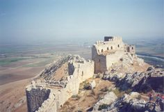Snake Castle in Turkey.