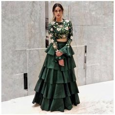 5 Indian Designers who are taking Indian fashion Industry to a new leap – Fash. - 5 Indian Designers who are taking Indian fashion Industry to a new leap – Fashion fun India Source by TomiToms - Designer Party Wear Dresses, Kurti Designs Party Wear, Lehenga Designs, Indian Designer Outfits, Indian Designers, Lehnga Dress, Lehenga Choli, Sharara, Anarkali