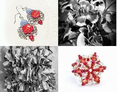 ♥Romantic Rendezvous♥ by Marina Lubomirsky on Etsy--Pinned with TreasuryPin.com