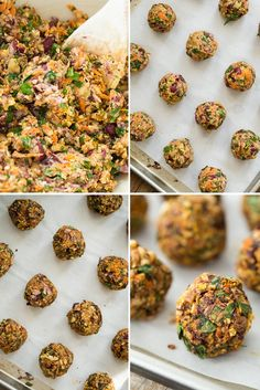 Italian Bean Balls from Oh She Glows (vegan and freaking delicious!)
