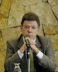 Juan Manuel Santos – Colômbia