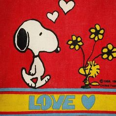 CollectPeanuts.com on Instagram - Give a little love! #snoopy #woodstock #peanuts #snoopygrams #collectpeanuts #snoopylove #ilovesnoopy #snoopyandfriends #snoopycollection
