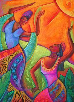 Dancing by Susan Tolonen