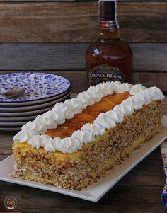 Tostadas, Yema, Whisky, Pastel, Cheesecake, Chocolate, Desserts, Food, Frozen Custard
