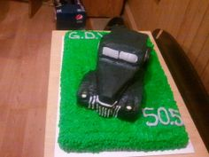1941 Chevy Cake for my friend Gary