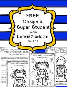 Establish positive behavior expectations with these no prep super hero themed posters!You Might Also Like:SAVE BIG! Super Hero Classroom BundleBack to School Super Hero Fun PackParent Reading Packet Super Hero ThemeSuper Hero All About Me Book