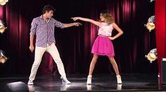 Vilu y Leon bailando juntos ❤