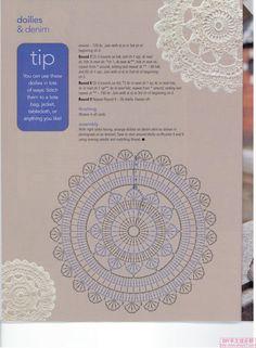 Naughty lines: Round Carpet Crochet Diagram, Crochet Chart, Filet Crochet, Crochet Motif, Crochet Home, Love Crochet, Knit Crochet, Crochet Symbols, Crochet Stitches Patterns