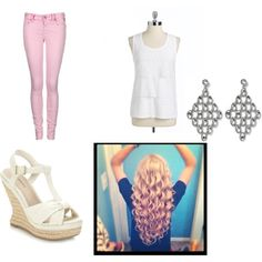 Alison DiLaurentis Inspired by me on Polyvore
