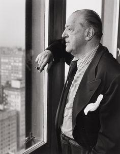 Ferenc Berko, Mies van der Rohe, 1948. (556.1993)