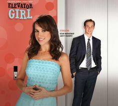 Elevator Girl~Lacey Chabert