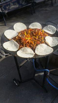 Discada Para Todos Wok Recipes Mexican
