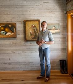 Meet David Arms, owner of The Barn at Leiper's Fork, and one of the Renaissance men and women behind the revival of this small Tennessee town.