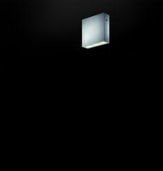 mox ceiling . outside luminaire . Außenleuchte . ceiling luminaire . Deckenleuchte . aluminium brushed, anodized . Aluminium gebürstet, eloxiert . LED