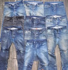 Soonami's jeans for the last 9+ years…