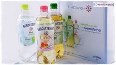 Gerolsteiner - Mineralwasser mit Geschmack – Probieraktion