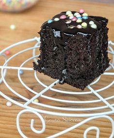 negresa de post reteta pas cu pas Pizza Pockets, Diy And Crafts, Sweets, Chocolate, Desserts, Recipes, Food, Cakes, Pie