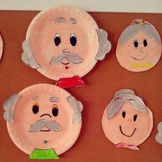Grandparents day crafts for preschoolers | Crafts and Worksheets for Preschool,Toddler and Kindergarten