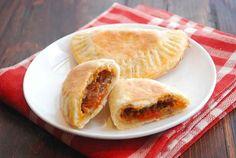 Vegetarian Empanadas Recipe   Healthy Recipes Blog #HEALTHY #HealthyRecipeExchange #HAWA