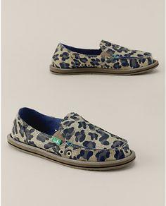 Sanuk® On The Prowl Slip-On Shoes