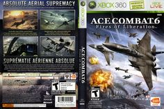 Ace Combat 6: Fires of Liberation  (Xbox 360, 2007) on ebay!