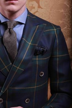 Formal mens fashion - The style of a gentleman — ►◄ Mens Fashion Blazer, Suit Fashion, Herren Outfit, Outfit Combinations, Suit And Tie, Well Dressed Men, Gentleman Style, Looks Style, Preppy Style