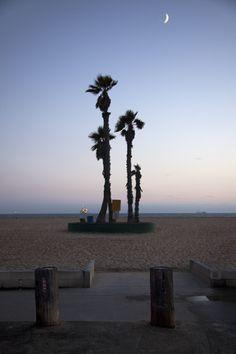Seal Beach, California. I miss those California nights when we would always rent a beach house for a week each summer.