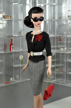 #Chanel #Barbie