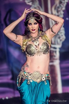 Gorgeous tribal belly dancer. Visit the Texas Renaissance Festival and enjoy our two belly dance shows!