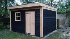 Shed Design, Tiny House Design, Outdoor Sheds, Outdoor Landscaping, Pool Shed, Shed Building Plans, Dog Rooms, Dream Garden, Outdoor Living