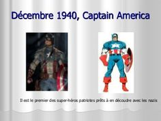 support de présentation de l'histoire de la bande dessinée.