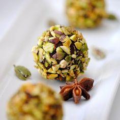 Turkish coffee truffles
