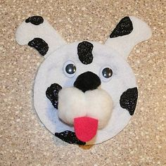 CD Dog Craft - Maybe with a paper plate instead & Paper plate craft - doggie mask - craft for toddlers | Art with kids ...