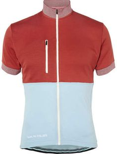 Cafe du Cycliste Violette Cycling Jersey Behind Bars 95c9fab1e