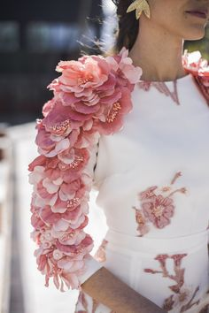 Sleeve Designs, Blouse Designs, Designer Wear, Designer Dresses, Festa Party, Fashion Details, Fashion Design, Diy Clothes, Beautiful Dresses