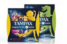 Free Tampax Compak Pearl Active Fresh