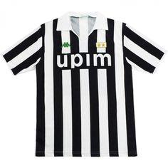 72a05aa6e 1990-91 Juventus Home Shirt  Mint  S