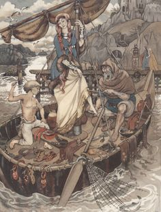 from The Mabinogion